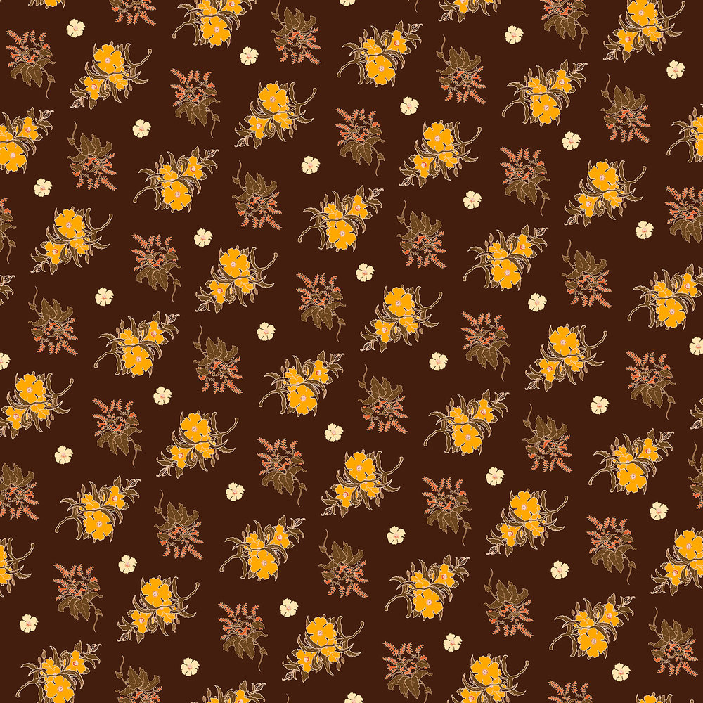 JV Floral Branch Pattern 1
