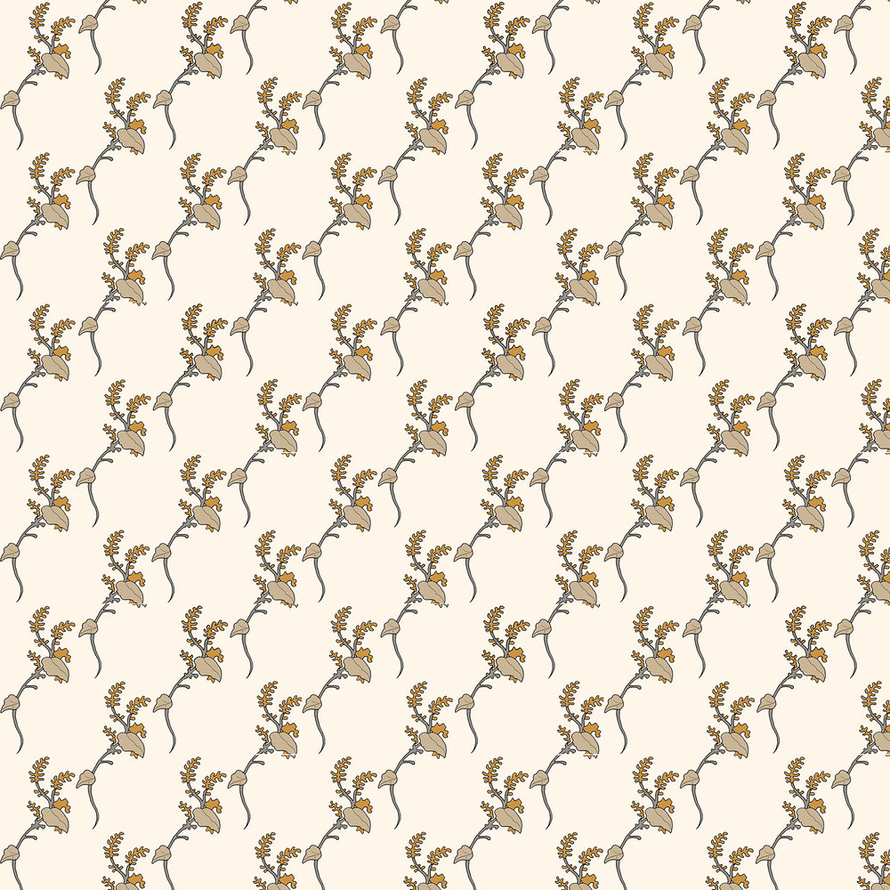 JV Floral Branch Pattern 3