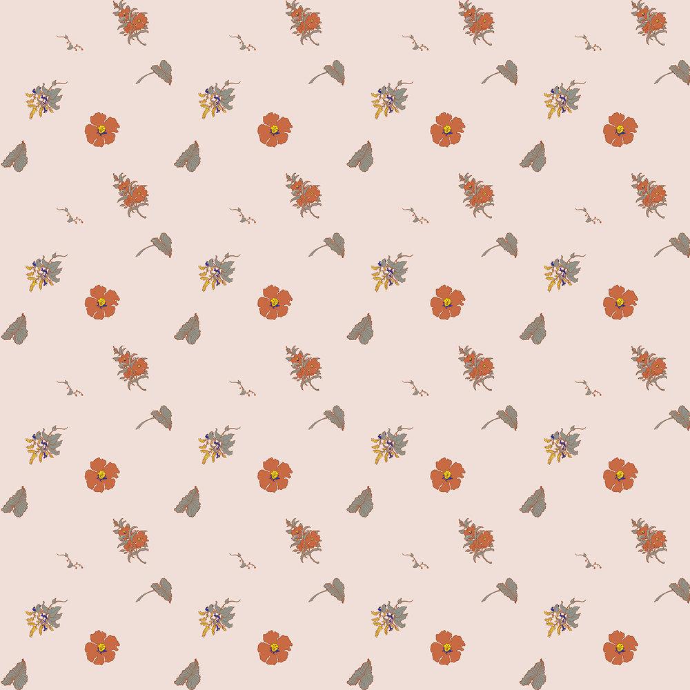 JV Floral Branch Pattern 5