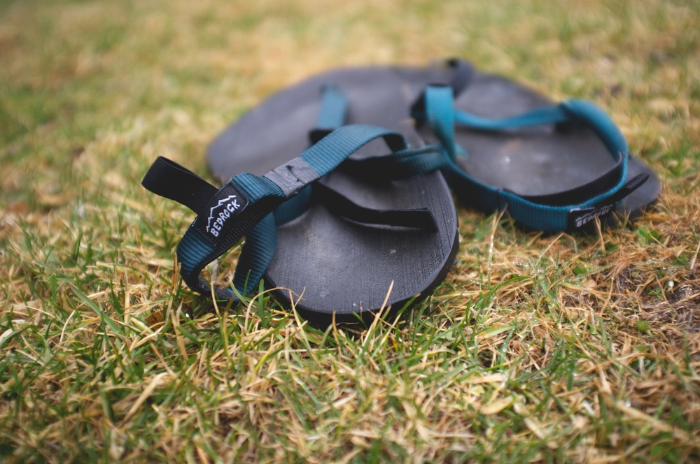 Bedrock Sandals Syncline Review Enoch Cincotta