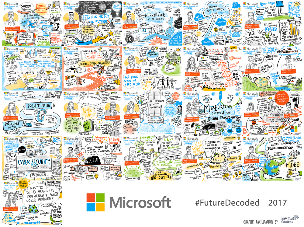 natalka design microsoft future decoded