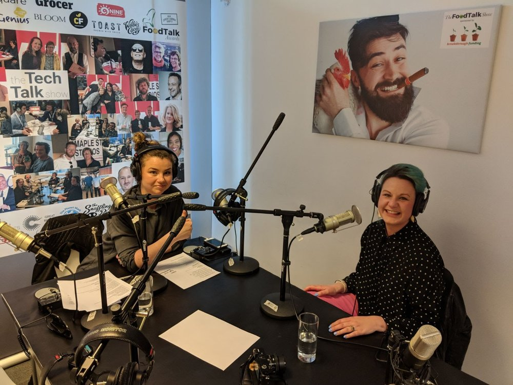 #resisttheusual podcast with Lucy Smith