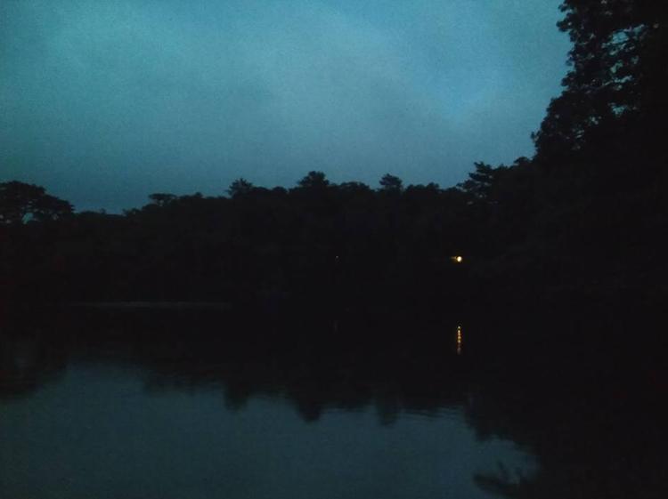 Pond at Dusk 7-27-18.jpg