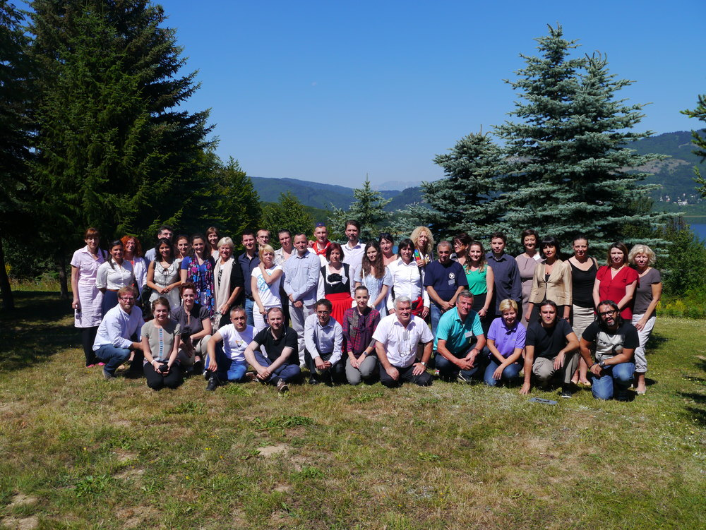 2013 Participants, Mavrovo, Macedonia