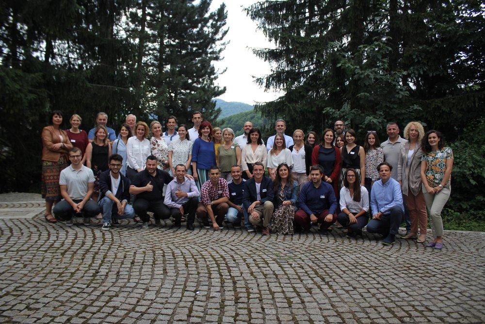 2017 Participants, Kolasin, Montenegro