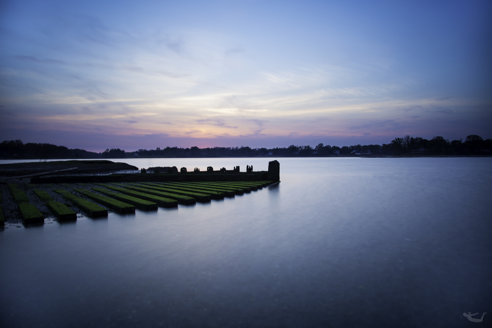 Shipwreck sunsets