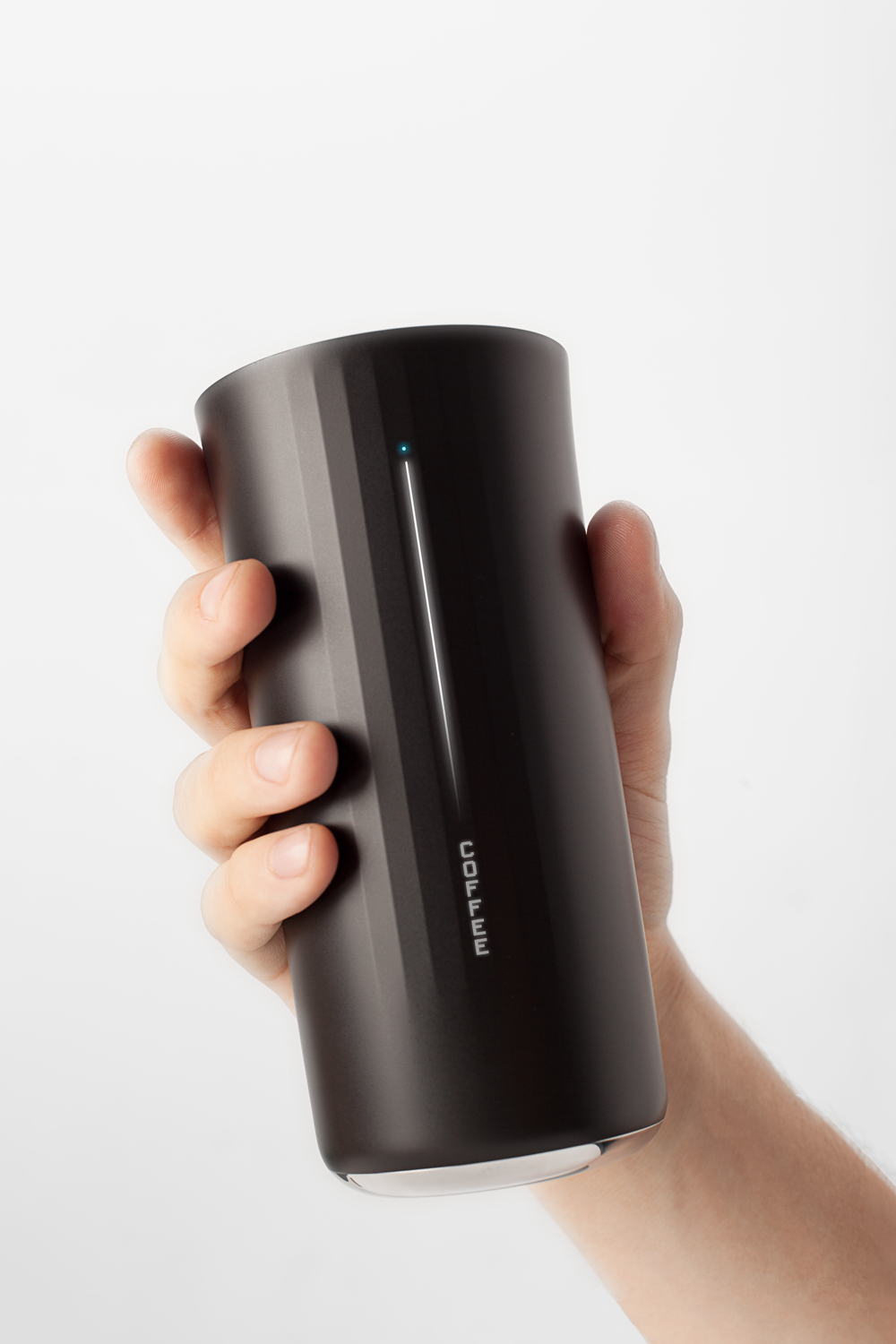 MarkOne | Vessyl  An intelligent cup that automatically knows and tracks everything you drink.   Vessyl Website