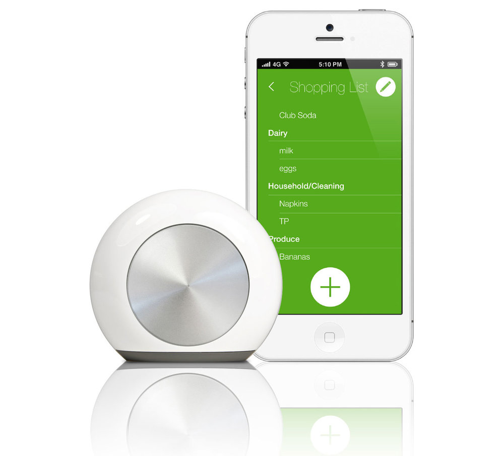 Hiku | Smart Kitchen ToolHiku lives in your kitchen, scans barcodes, recognizes your voice, and creates a shared shopping list on your phone. Hiku Website