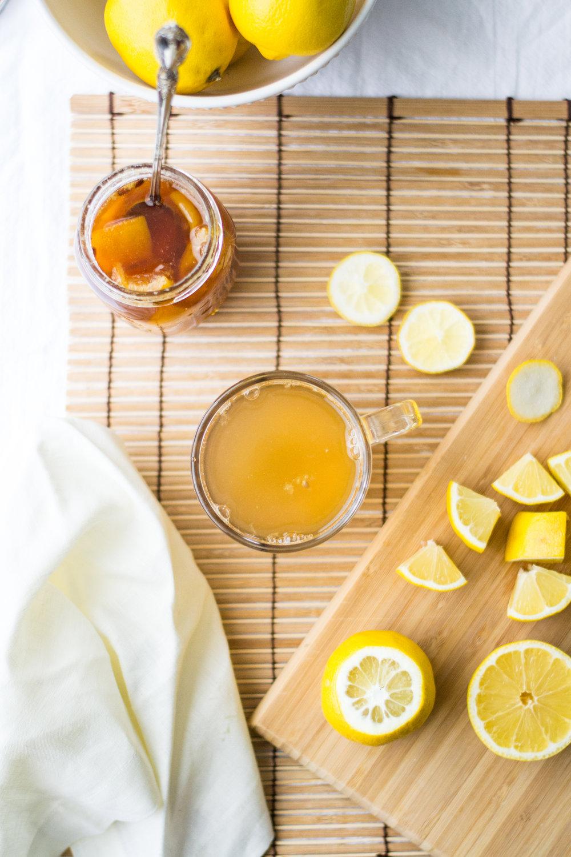 lemonhoneytea