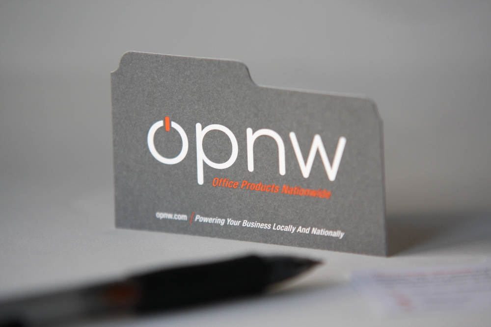 Logo design used for Office Products Nationwide based in Portland, Ore.