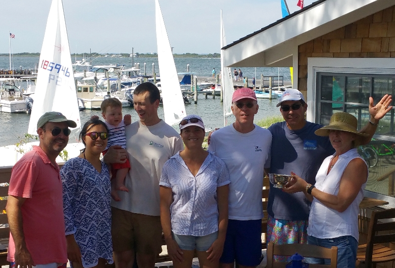 Marcus Cup Sailors 2016