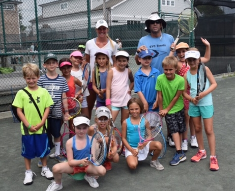 2016 Junior Tournament Tennis Competition