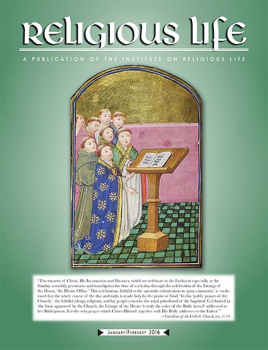 religious life magazine