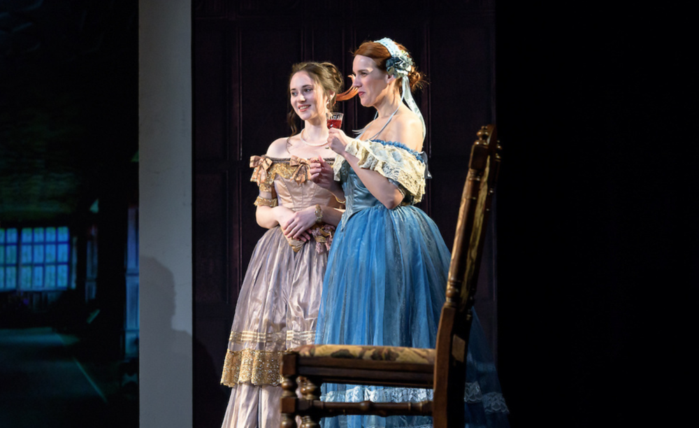 Jane Eyre by Louis Karchin, World Premiere Center for Contemporary Opera © Steven Pisano