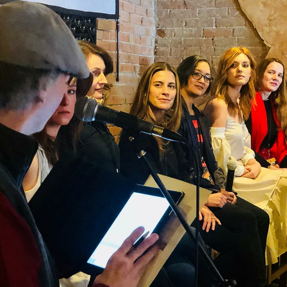 Women in Film Panel,  Durango Independent Film Fesival