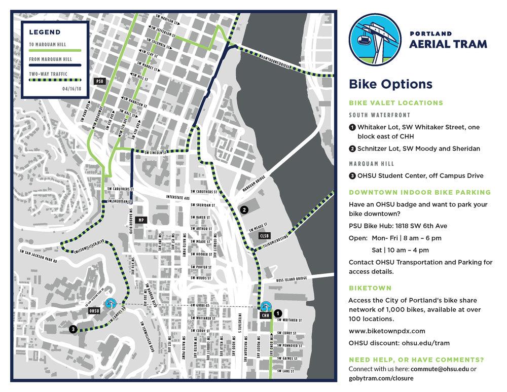 BIKES Tram Closure Route map.jpg