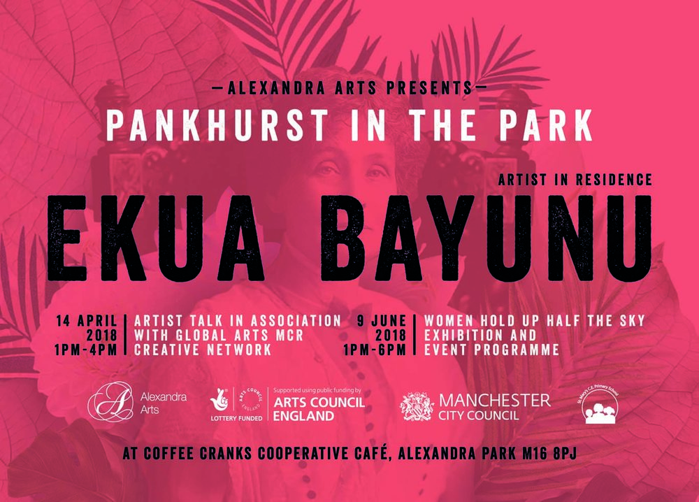 - The 8-week project incorporates elements of sculpture and film, and will include the participation of a diverse range of members of the local community. The celebration will host happenings all around the park, all culminating in a closing party at the Pavilion café.