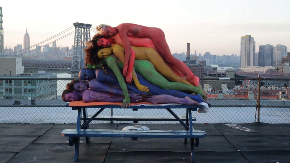 Melanie Bonajo, Night Soil Economy of Love, 2015, Rainbow.jpg
