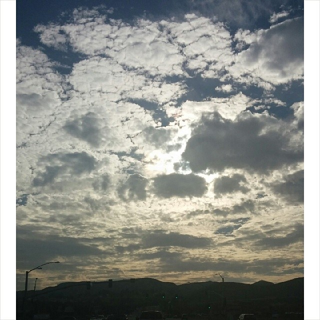 Beautiful skies above Chino Hills! There is no better artist than our Heavenly Father! #Godsglory #Jesusislord # #spiritual #faith #faithful #beauty #blue #clouds #inspiration #perfection #god #grace #pray #amen #believe #spirituality #trust #peace #calm #mind #soul #hope #destiny #wisdom #compassion #forgiveness #thankful #knowledge #meditation #life  #guidance