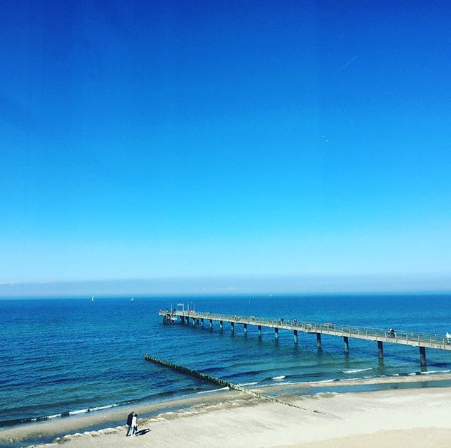 Vacation on the Ostsee with the best weather possible 🤙🌞🌞🙏🐟 #heiligendamm #ostsee #sommergefühle #backinnature