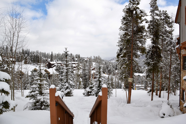 Ski In/Ski Out Access