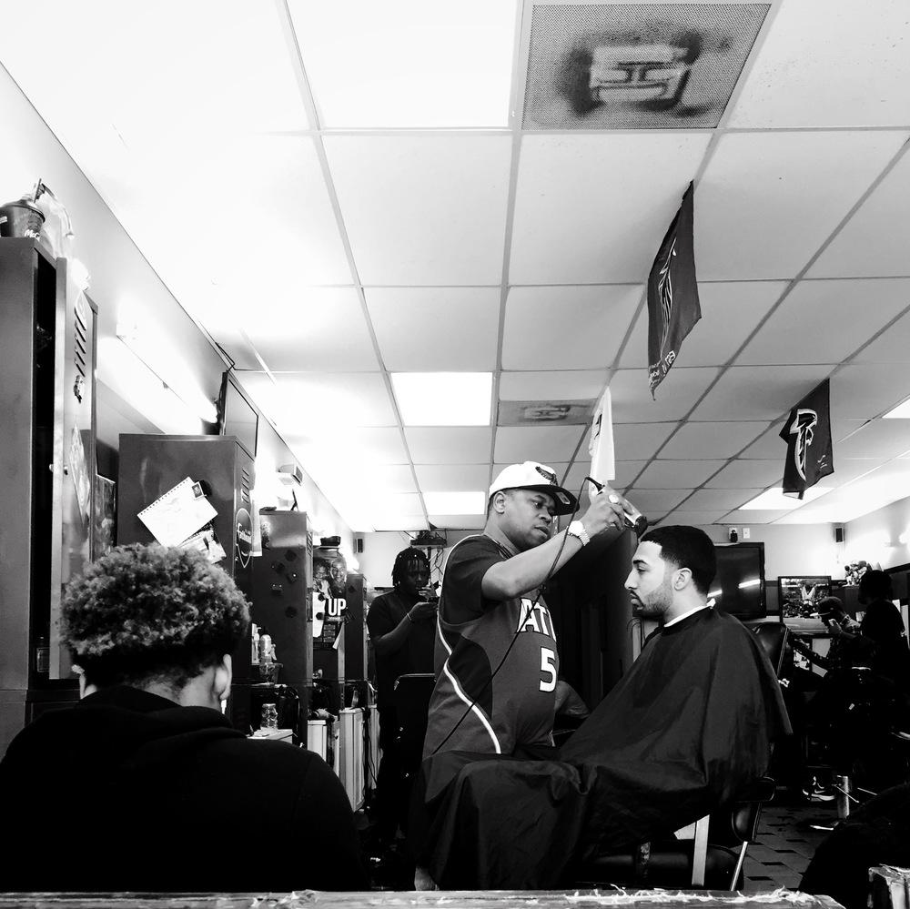 Pro Cuts Barbershop, Atlanta, GA