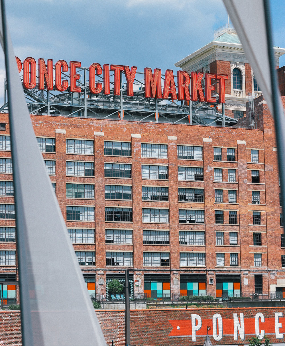 Ponce City Market, Atlanta, GA