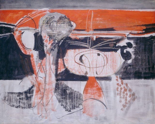 Mark Rothko, Vision at End of Day, 1946 #IfItsMagic