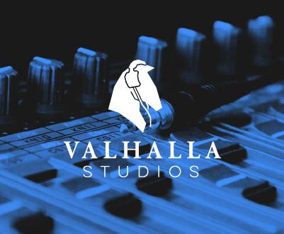 Valhalla Studios Brand Identity & Website