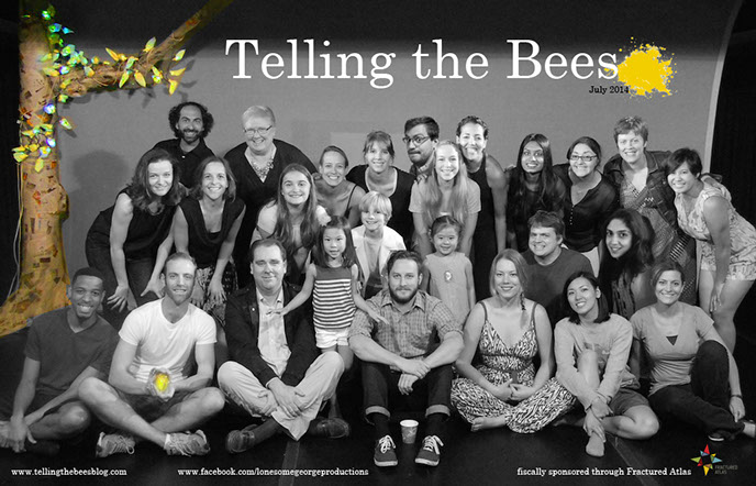 Telling The Bees Workshop Development