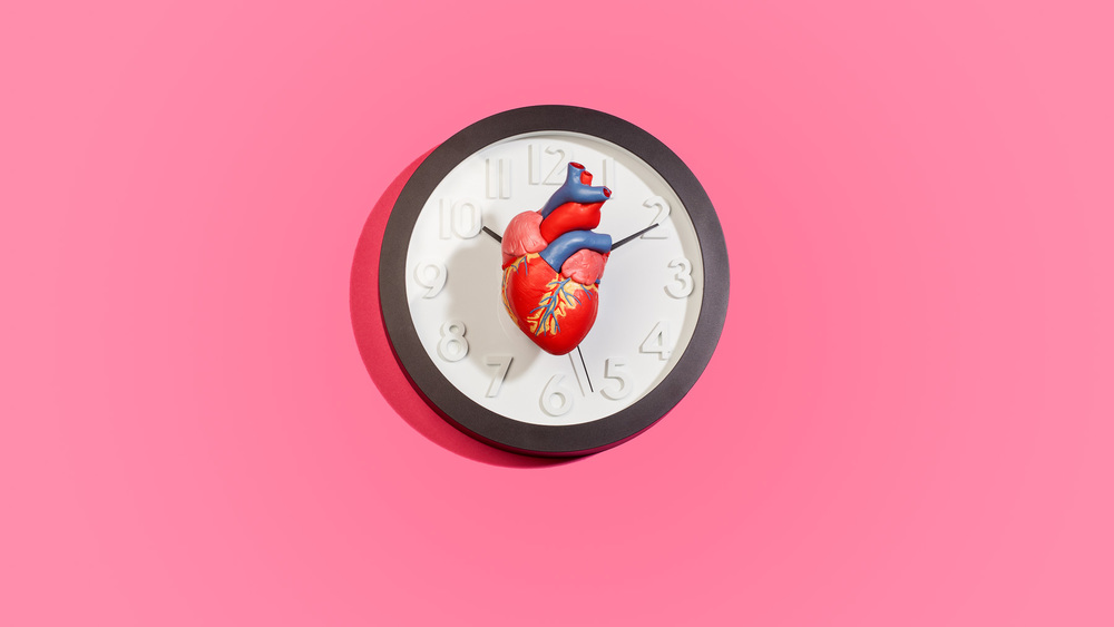 Don't let time pass if you're having a heart attack.