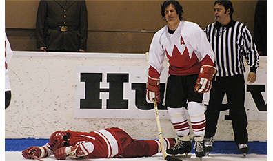 Dream Street Pictures - Canada Russia '72 - Espo you're benched