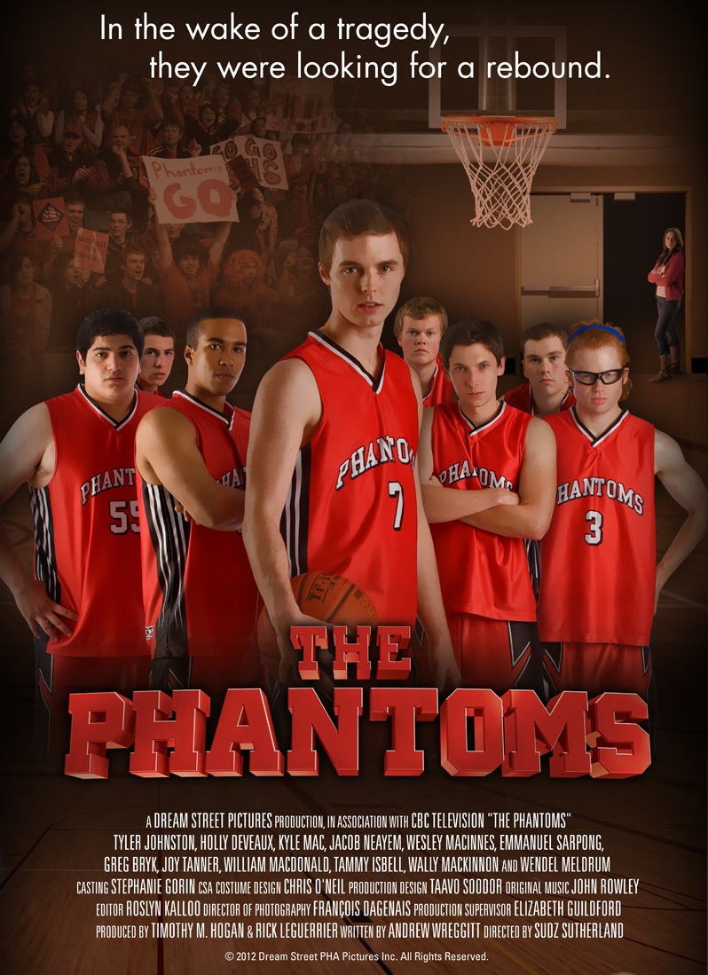 Dream Street Pictures - The Phantoms - poster