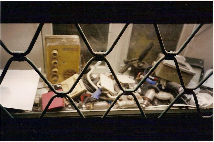 Window Detritus