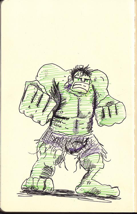 Hulk Bulge