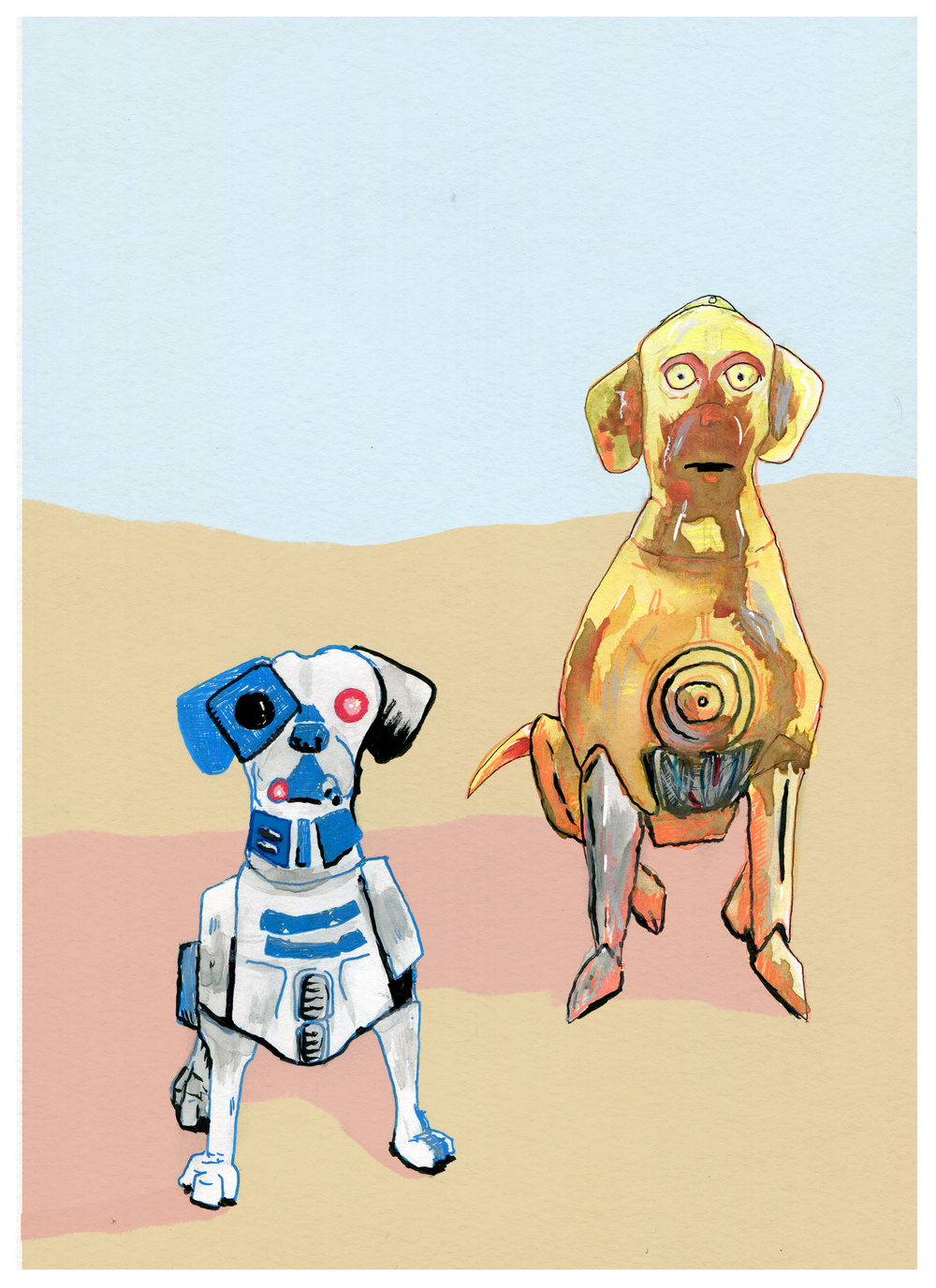 Droid Dogs