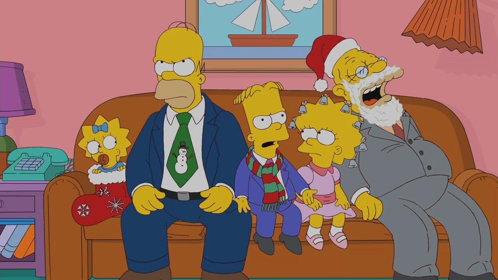 Simpsons Future Passed