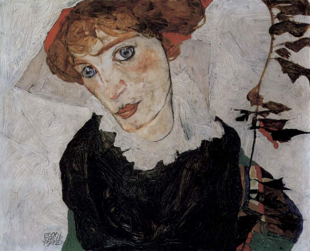 Portrait of Wally (1912)