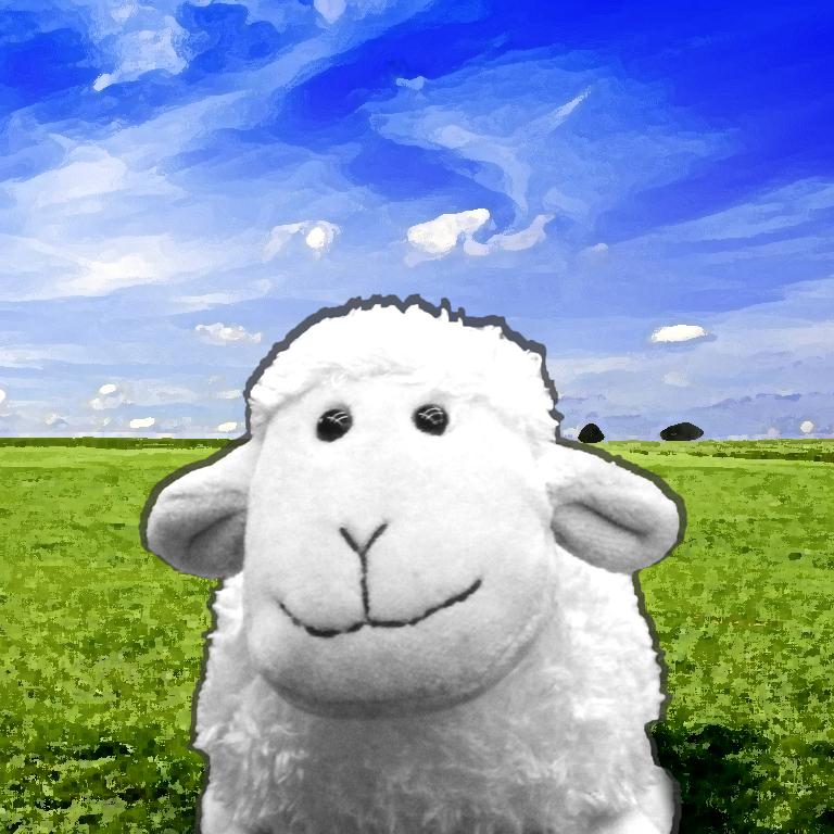 Pepe the Sheep