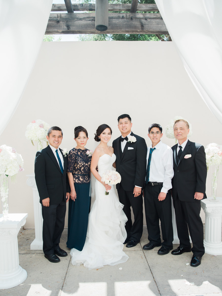 Pasadena Wedding - Film Photographer