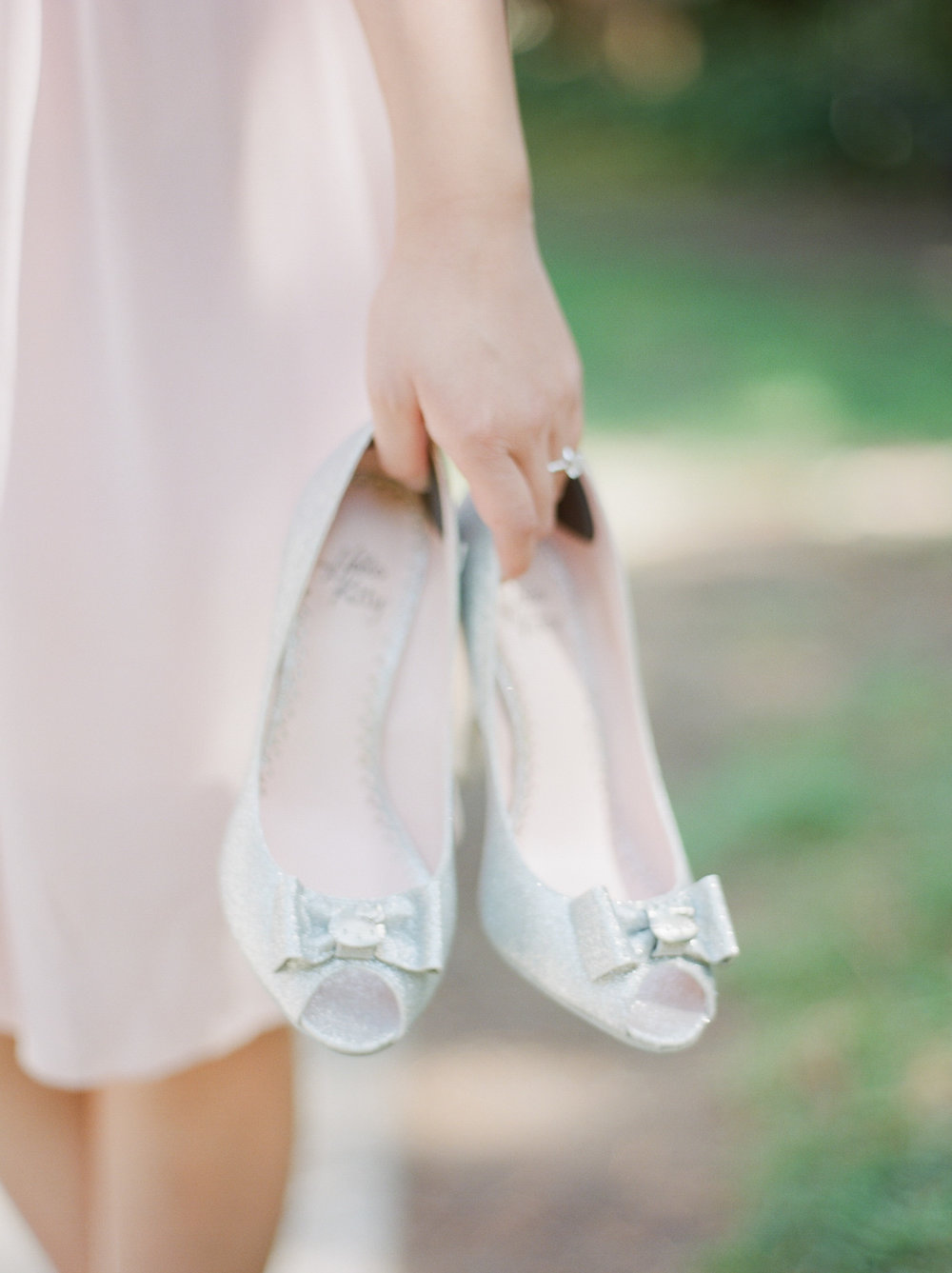 The Homestead Wedding Crockett, California Fine Art Wedding Photographer - hello kitty shoes