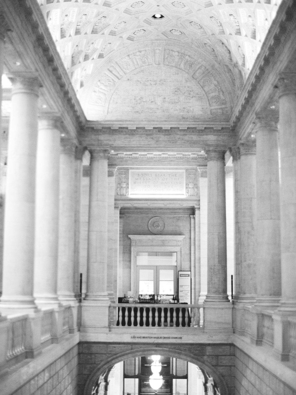 Palace of Fine Art and Asian Art Museum San Francisco Fine Art Photographer