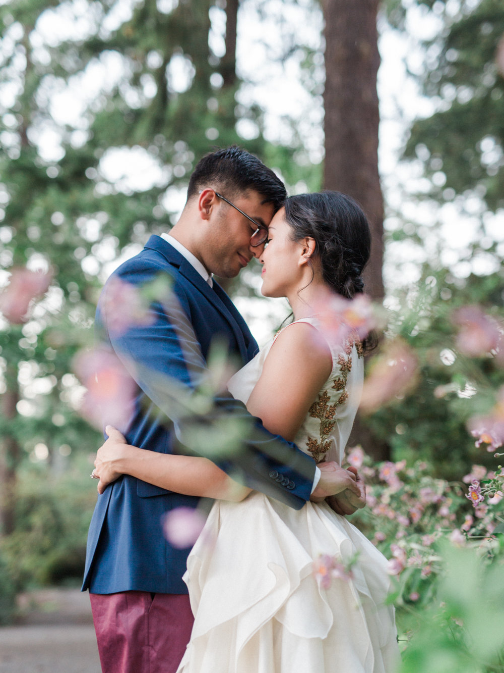 Portland Oregon Wedding and Engagement Fine Art Photographer