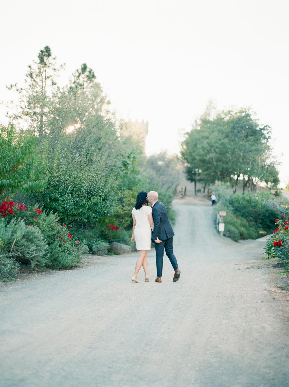 Napa Valley Engagement Session - Fine Art Photographer