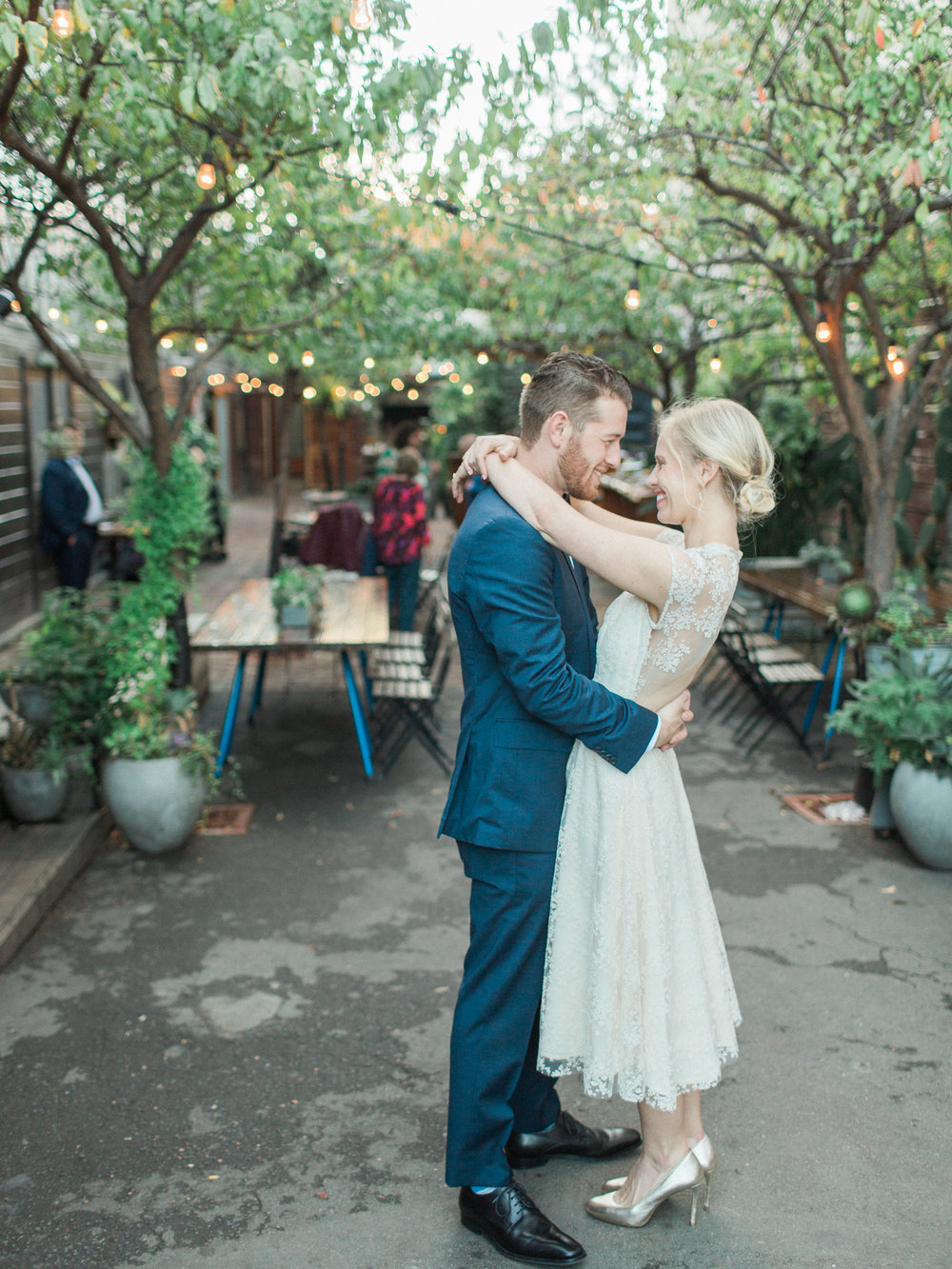 The Stable Cafe Wedding San Francisco Fine Art Wedding Photographer