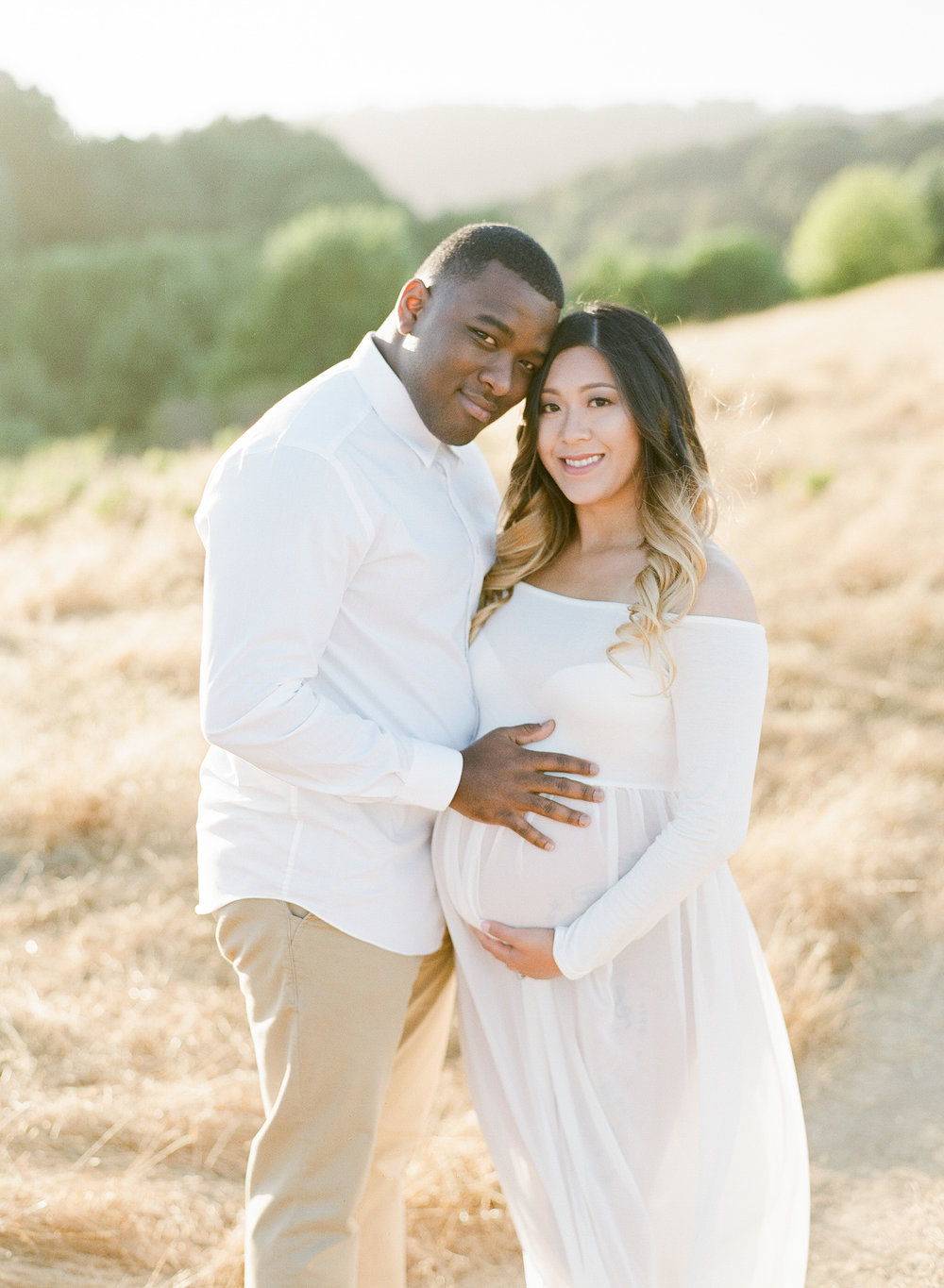 Oakland - San Francisco Maternity Session | Film Photographer