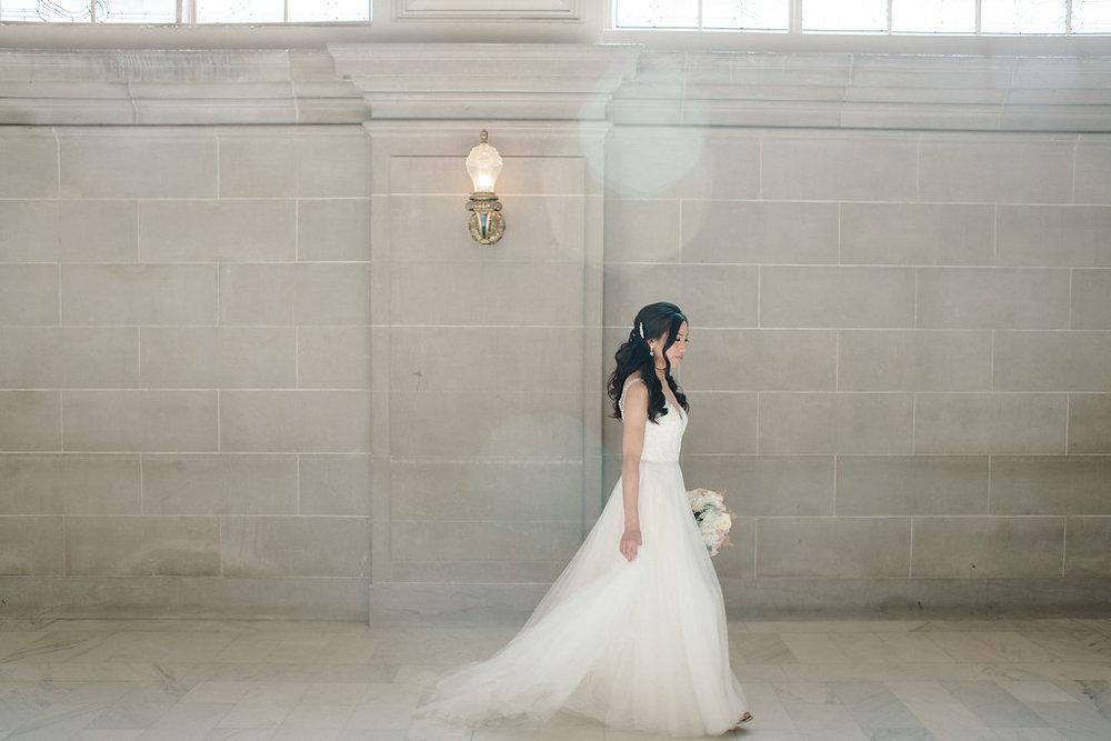 JennySoiPhotography-EJCityHallWedding-234.jpgSan Francisco City Hall Private Ceremony Wedding - Fine Art Film Photographer - Romantic film wedding