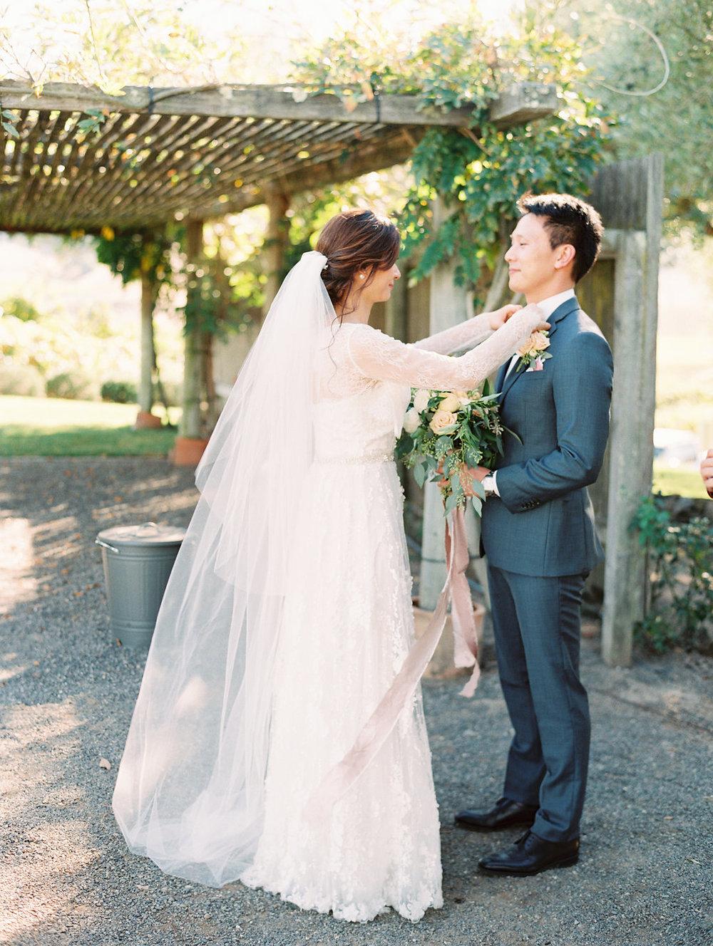 San Francisco Fine Art Wedding Photographer | Napa Valley Sonoma Wedding