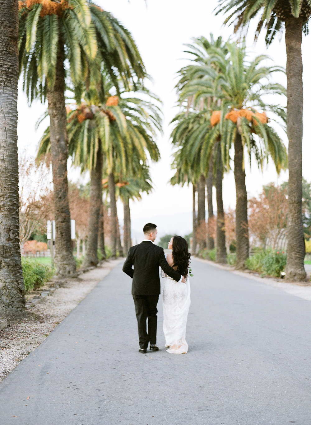 Palm Event Center Wedding Fine Art Film Photographer - Pleasanton, Livermore, Napa