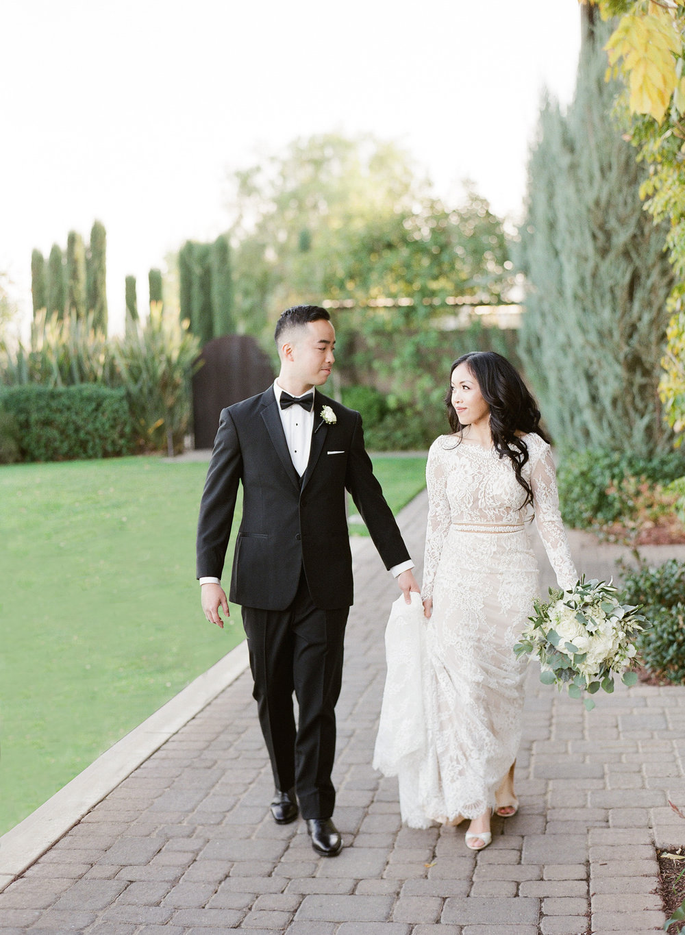 Palm Event Center Wedding - California Film Photographer